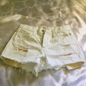 Hollister Jeans Shorts 26